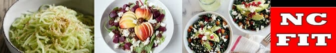 Salade toppings